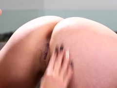Horny pornstars Bianca Breeze, Abby Cross, Georgia Jones in Incredible Hairy, Fingering xxx video