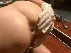 Sexy Baths Enema Play