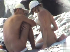 Nude Beach. Voyeur Video 291