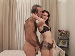 Exotic pornstar in best brazilian, creampie xxx movie