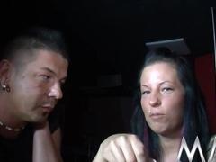 Crazy pornstar in Horny Swingers, Blowjob porn video