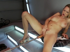 Exotic fetish sex clip with amazing pornstar Rain DeGrey from Fuckingmachines