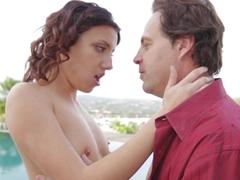 Best pornstar Sophia Grace in Hottest College, Tattoos sex scene