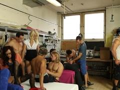Amazing pornstars Eliss Fire, Emylia Argan and Rachel La Rouge in horny blonde, brazilian porn clip