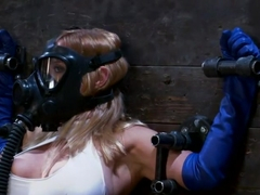 Broken Heroines: A Superhero Parody, High Production BDSM and Sex Feature!
