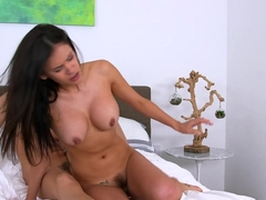 Hottest pornstars Chanel Preston, Vanessa Veracruz in Horny Cunnilingus, Lesbian xxx video