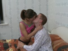Teeny Lovers - Dasha C - Hot sex with great orgasms