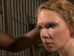 Best fetish sex clip with amazing pornstars Jack Hammer and Rain DeGrey from Dungeonsex