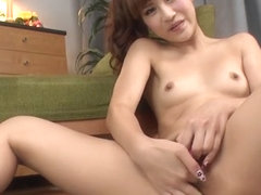 Best Japanese girl Anna Anjyo in Crazy Foot Job, POV JAV scene