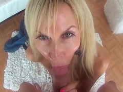 Amazing pornstar Erica Lauren in Incredible Blonde, POV porn clip