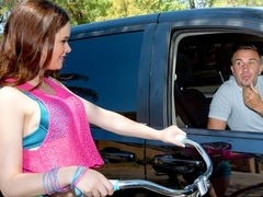 Jenna J Ross & Keiran Lee  in Cock Pump