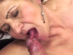 Mature bitch Kata fucks with her neighbour while husband is away