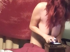 Stolen naked casting video