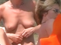 Beach Nude Dressing