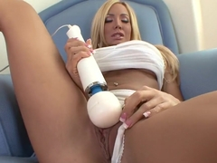 Fabulous pornstar Lexxi Tyler in hottest big tits, masturbation adult scene