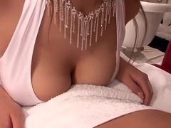 Hottest pornstar Rino Mizasawa in incredible blowjob, hardcore sex scene