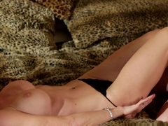 Exotic pornstars Maddy Oreilly, Amber Michaels in Amazing MILF, Cunnilingus sex scene