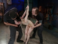 Horny fetish xxx video with fabulous pornstars Owen Gray, Elise Graves and Mickey Mod from Dungeon.