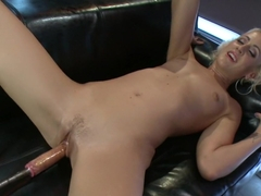 Incredible fetish porn clip with horny pornstar Dylan Ryan from Fuckingmachines