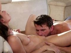 Amazing pornstars Manuel Ferrara, Casey Calvert in Crazy Cunnilingus, Cumshots xxx movie