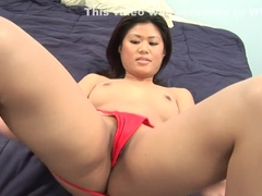 Amazing pornstar in crazy asian, brazilian adult video