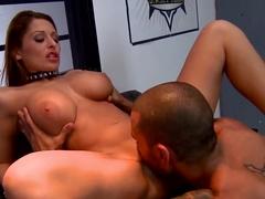 Allison Star and Marco Rivera having sex
