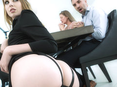 Chloe Scott & Keiran Lee in Going Through A Fucking Phase - BrazzersNetwork