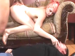 Crazy pornstar Michelle Aston in best tattoos, voyeur adult movie