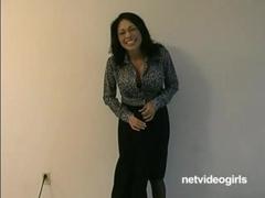 Tori's Calendar Audition - netvideogirls