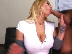 Keiran Lee is fucking with sexy Shyla Stylez