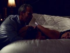 Incredible pornstars Manuel Ferrara, Megan Rain, Steven St Croix in Amazing BDSM, Fetish sex movie