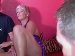 Incredible pornstar in Horny Group sex, Cumshots adult video