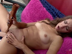 Horny pornstar Cassidy Klein in Incredible College, Solo Girl sex movie