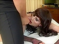 Hayley Star Sucks Cock and Eats Cum
