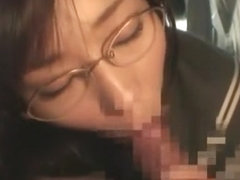 Horny Japanese model Mika Osawa in Crazy POV, Blowjob JAV video