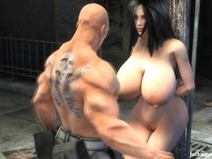 Big titties, tight pussy, bad guys, batman, cream pies - hell yeah