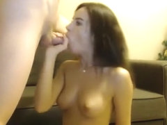 Angelica Blowjob