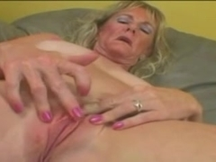 Classic Hot Older Cougar Drilled