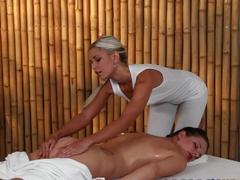 Horny pornstar in Crazy Massage, Amateur adult scene
