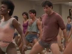 Marilu Henner,Jamie Lee Curtis,Charlene Jones in Perfect (1985)