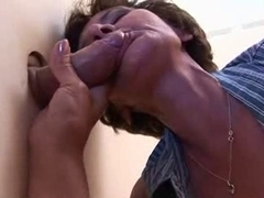 Older Gloryhole - Fabiana