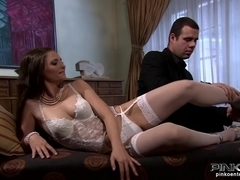 PinkoHD XXX video: Jessica Fiorentino She Likes it BIG