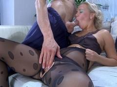 PantyhoseTales Video: Sandy and Gerhard