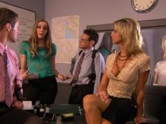 Amazing pornstar Jessi Summers in fabulous blonde, piercing xxx video