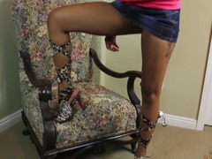 Amazing pornstar Honey Dropps in Exotic Solo Girl, Casting xxx clip