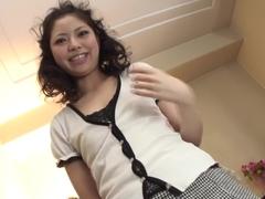 Crazy Japanese girl Hana in Amazing JAV uncensored Stockings movie