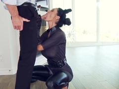 Busty brunette Ava Addams banged by Johnny Sins