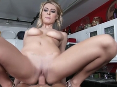 Natalia Starr & Ryan Mclane in House Wife 1 on 1