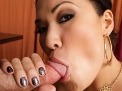 London Keyes & John Strong in Naughty Office