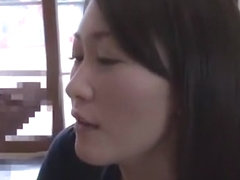 Incredible Japanese slut Aoki Misora in Fabulous Small Tits, Cunnilingus JAV scene